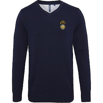 Royal Welch Fusiliers - Licensed British Army Embroidered Jumper