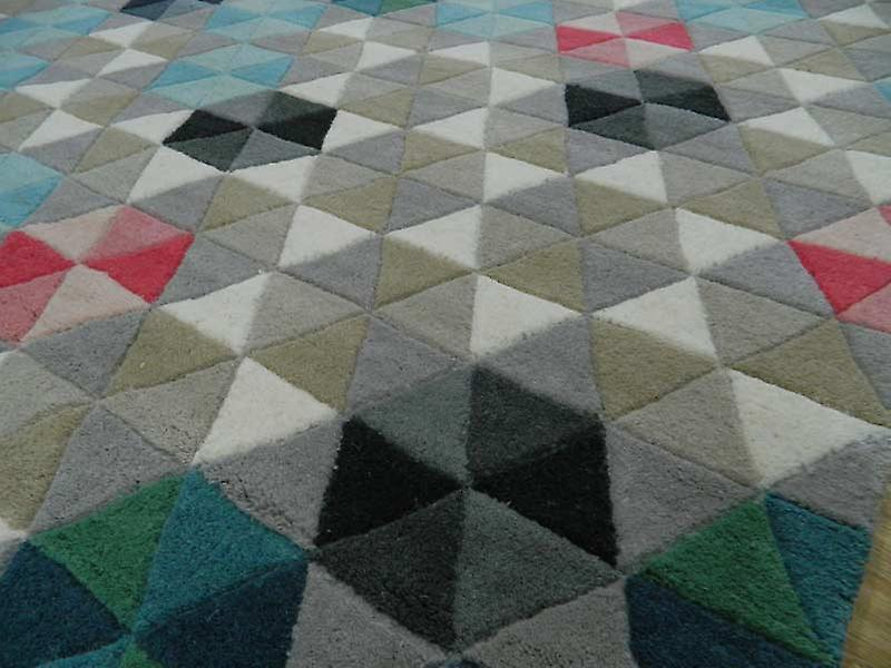Rugs - Linie Colmena - Multi Colours