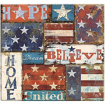 American Patch Post Bound Scrapbook 12