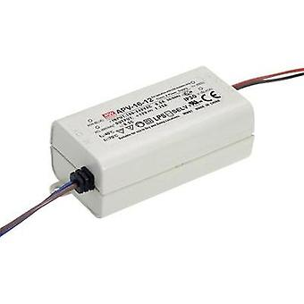 LED driver, LED transformer Constant voltage, Constant current Mean Well APV-16-24