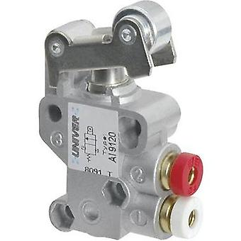 3/2-way Mechanically operated pneumatic valve Univer AI-9100 M5