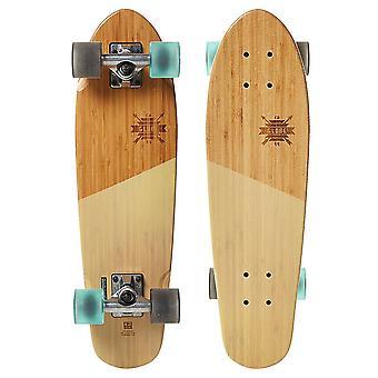 Globe Blazer Skateboard - bamboe / amandel