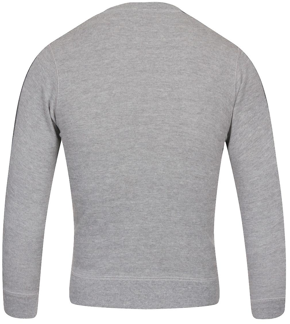 Gola Boys Light Grey Crew Sweatshirt Age