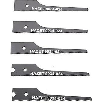 HAZET Sabre saw blade set 9034-024/5 Hazet 9034-024/5 5 pc(s)