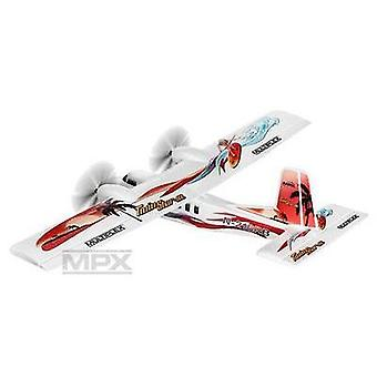 Multiplex Elektro Flugmodell Twinstar BL RC model aircraft 1420 mm