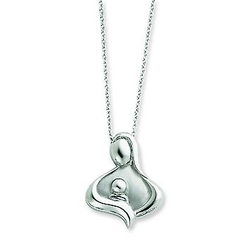 Collana in argento Sterling - 4,5 grammi - 18 pollici