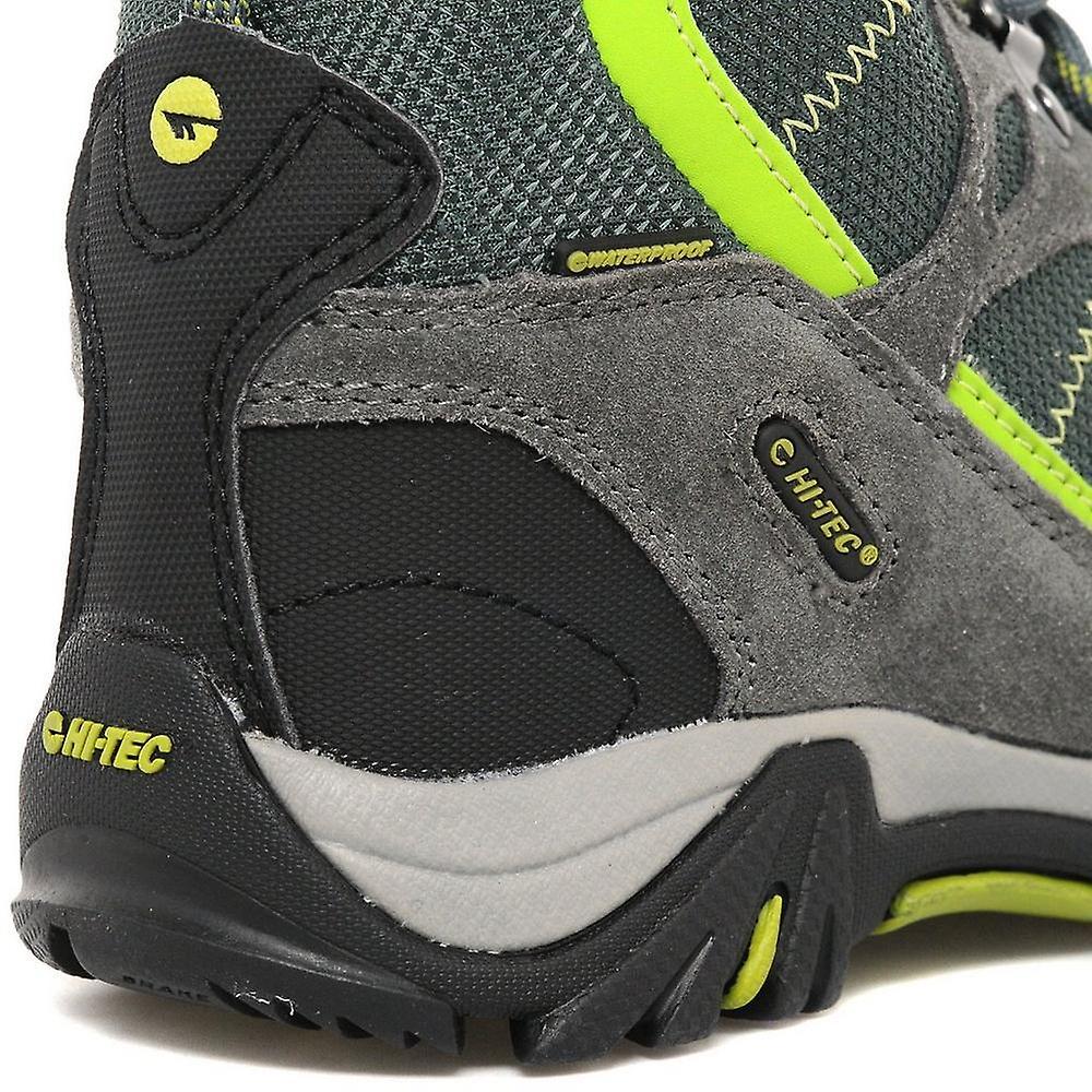Hi-Tec Boy's Renegade Waterproof Walking Boots