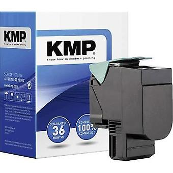 KMP Toner cartridge replaced Lexmark C540H2YG Compatible Yellow 2000 pages L-T41