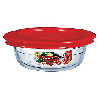 Ocuisine Round container with lid 20 cm / 1.0L Cook & St