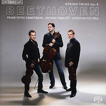 L.W Beethoven - Beethoven: Streichtrios OP. 9 [SACD] USA import