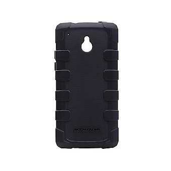 Body Glove Dropsuit Rugged Series Snap-On Shield Case for HTC One Mini (Black) -