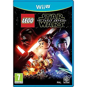 LEGO Star Wars The Force budzi gry wideo Nintendo Wii U