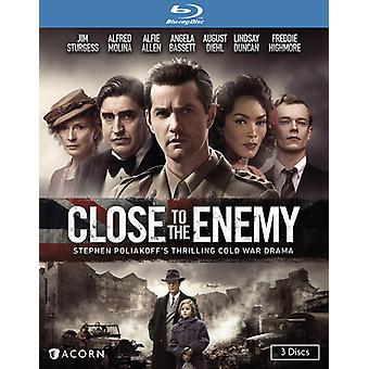 Close to the Enemy: Season 1 [Blu-ray] USA import