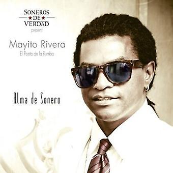 Mayito Rivera - Alma De Sonero [CD] USA import