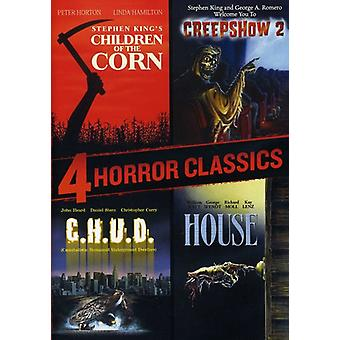 Children of the Corn/Creepshow 2/House/C.H.U.D. [DVD] USA import