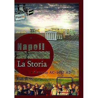 Naples: The History [DVD] USA import