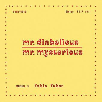 Fabio Fabor - hr. Diabolicus / hr. mystiske [Vinyl] USA import