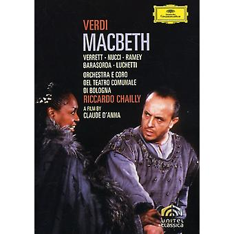 G. Verdi - Verdi: Macbeth [DVD Video] [DVD] USA import