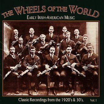 Hjul af verdens - Vol. 1-hjul af verden [CD] USA importerer