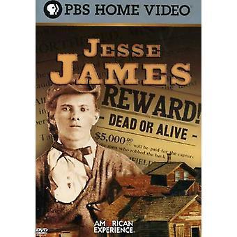 Jesse James [DVD] USA import