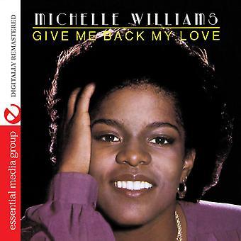Michelle Williams - gi meg tilbake My Love [DVD] USA import