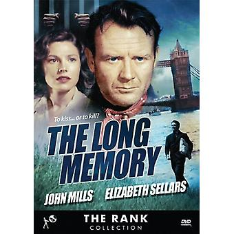 Long Memory (1953) [DVD] USA import