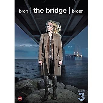 Broen: Sæson 3 [DVD] USA import