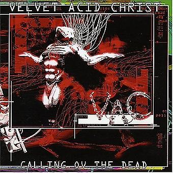 Velvet Acid Christ - Calling Ov the Dead [CD] USA import
