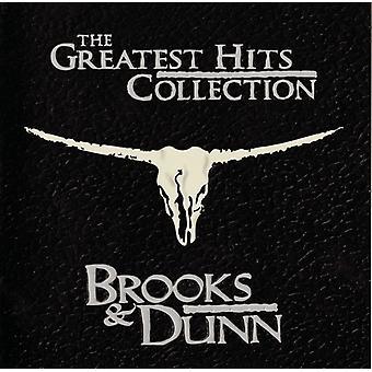 Brooks & Dunn - Greatest Hits samling [CD] USA import
