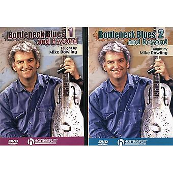 Flaskehals Blues & Beyond [DVD] USA importerer