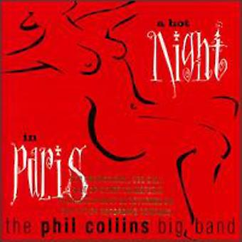 Collins, Phil-Big-Band - heiße Nacht in Paris [CD] USA import