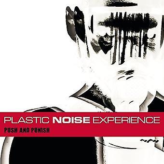 Plast støj erfaring - plast støj erfaring-Push og Puni [Vinyl] USA importerer