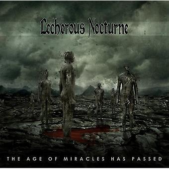 Liderlig Nocturne - alder af mirakler har bestået [CD] USA importerer