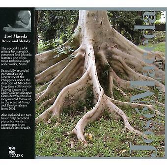 Jose Maceda - Jos  Maceda: Drone and Melody [CD] USA import