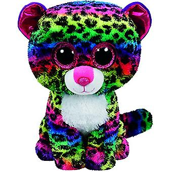 TY Boo Buddy Dotty Leopard - 24cm