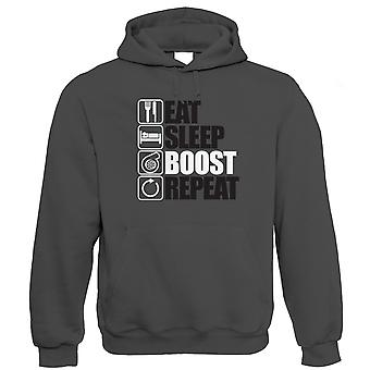 Eat Sleep Boost Repeat Hoodie