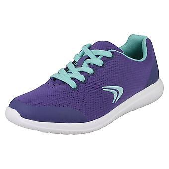 Childrens Clarks Air Spring FX Trainers SprintZone JNR