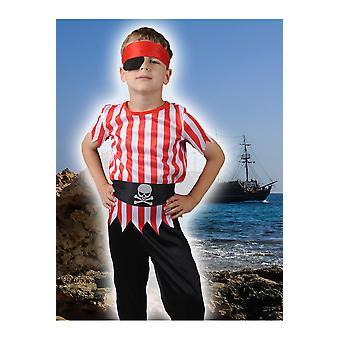 Barnkläder för pojkar pirat pojke Corsair
