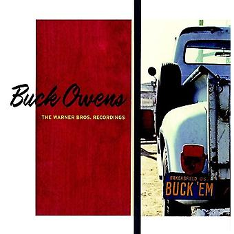 Buck Owens - Warner Bros. Recordings (2 CD) (2017 Reissue) [CD] USA import