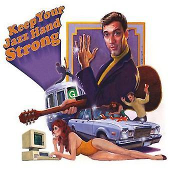 Rob Paravonian - halten Sie Ihre Jazz Hand stark [CD] USA import