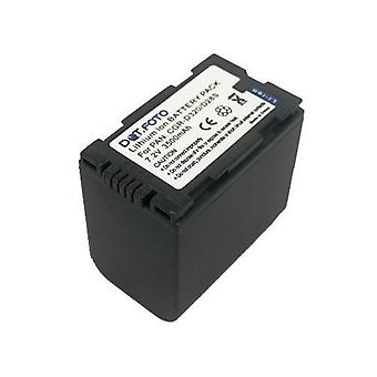 Hitachi DZ-BP28 Replacement Battery from Dot.Foto - 7.2v / 3500mAh - 2 Year Warranty - Hitachi DZMV100E, DZMV200E, DZMV208E, DZMV230E, DZMV238E, DZMV270E