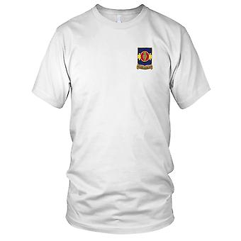 US Army - 326th Airborne Engineer Battalion Embroidered Patch - Faybien Crain Rein Mens T Shirt