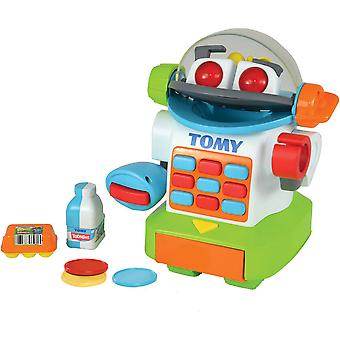 Tomy Toomies signor ShopBot