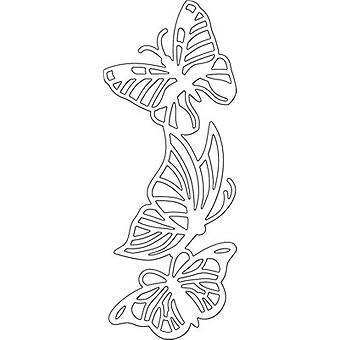 Penny Black Creative Dies-Butterfly Trio 2