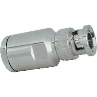 BNC connector Plug, straight 50 Ω SSB Aircell 7 1