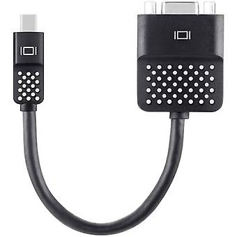 DisplayPort / VGA Adapter [1x Mini DisplayPort plug - 1x VGA socket] Black Belkin