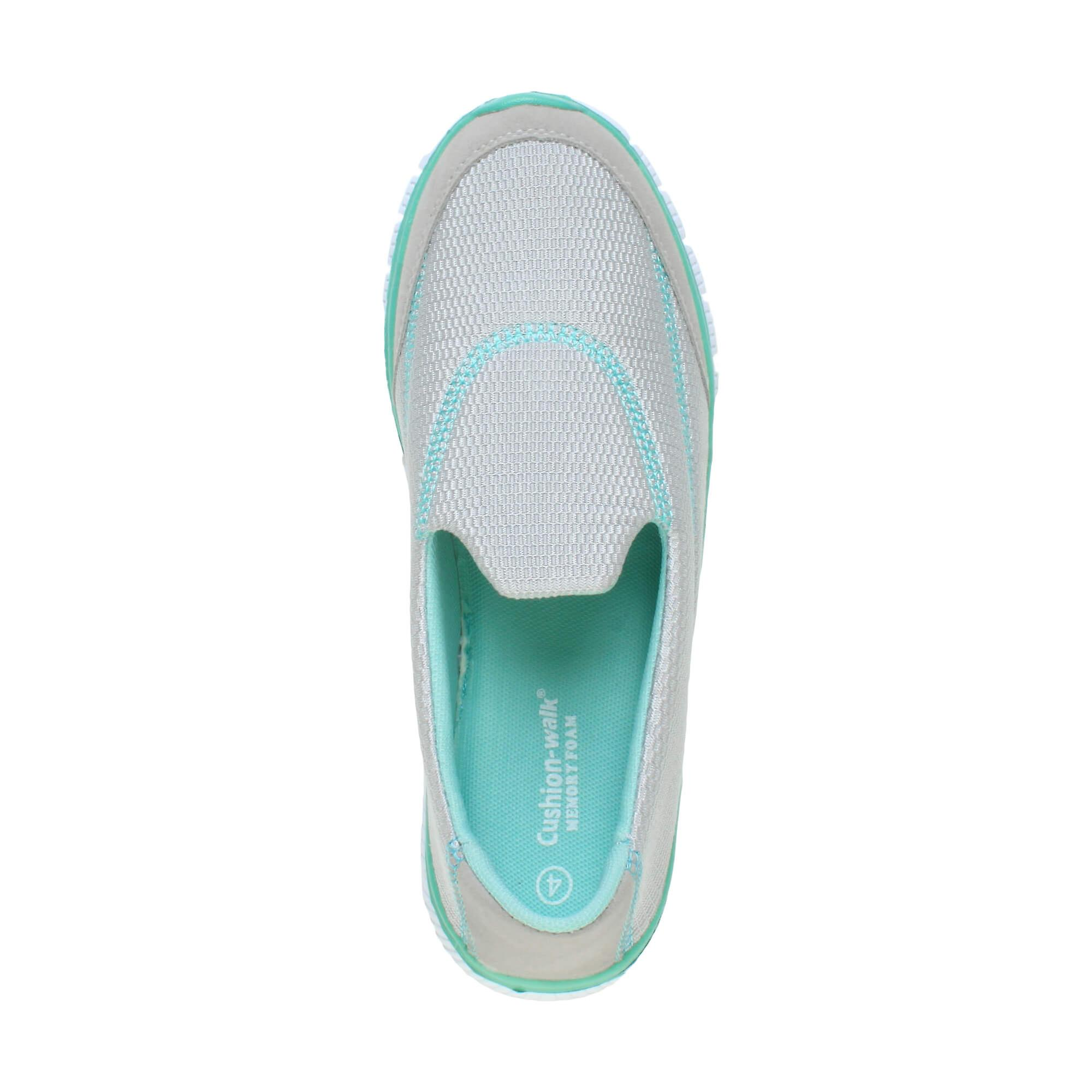 ajvani  s flat gym gym gym sport glisser sur la mousse à mémoire de forme des formateurs chaussures chaussures confort 25b43a