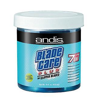 Andis Blade Care Plus Disinfectant 468ml Dip Jar