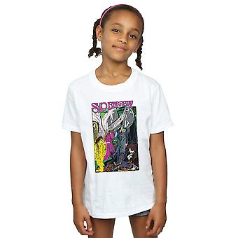 Syd Barrett Girls Fairies Poster T-Shirt