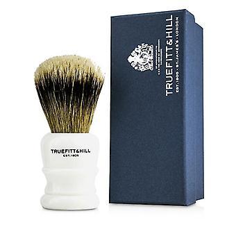 Truefitt & Hill Wellington súper tejón afeitado brocha - # porcelana - 1pc